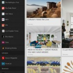 Google Currents for iPad 3