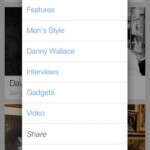 Google Currents for iPhone 5