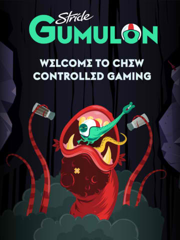 Chew On This: Gumulon Is An iOS Arcade Game Controlled By Tapping Or … Chewing
