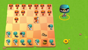 Ninja by Mostafa Ashour screenshot