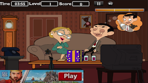 Kissing For Mr.Bean Version by cecil kennedy screenshot