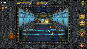 Contra: Evolution by PunchBox Studios screenshot