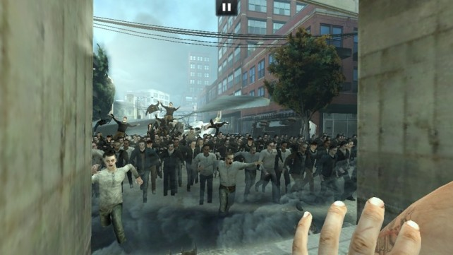 The Great Zombie War Has Finally Begun In World War Z