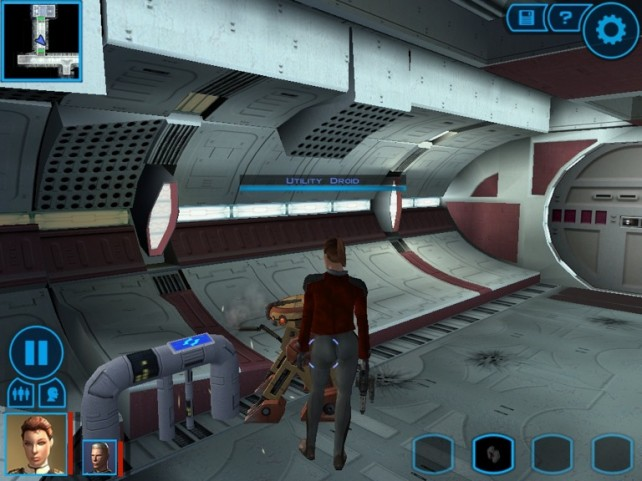 The Force Is With You In Star Wars: Knights Of The Old Republic