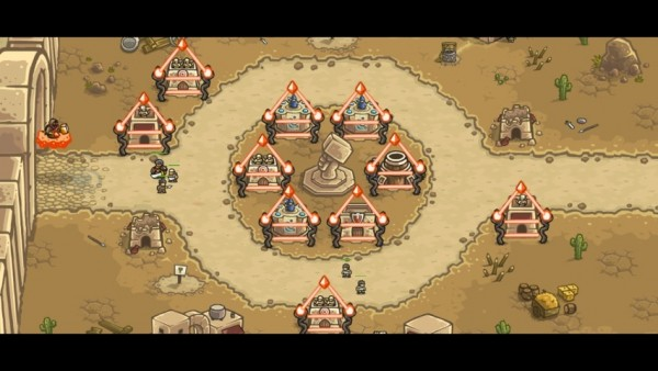 Best tower defense games is made better with kingdom rush frontiers