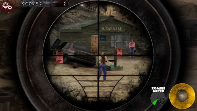 Dead On Sight Could Be The Best Zombie Sniper Game For iOS