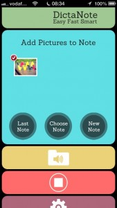DictaNote by Sean Singh screenshot