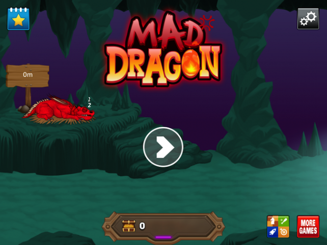 Quirky App Of The Day: Mad Dragon Is A Rampaging Reptilian Wreck