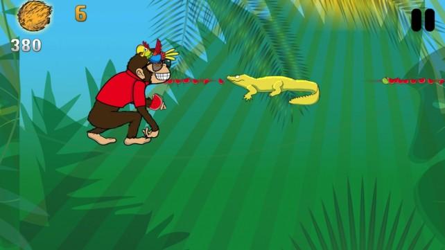 A Monkey Mafia! – Fruit Blaster Crew Is Not Exactly A Barrel Of Monkeys