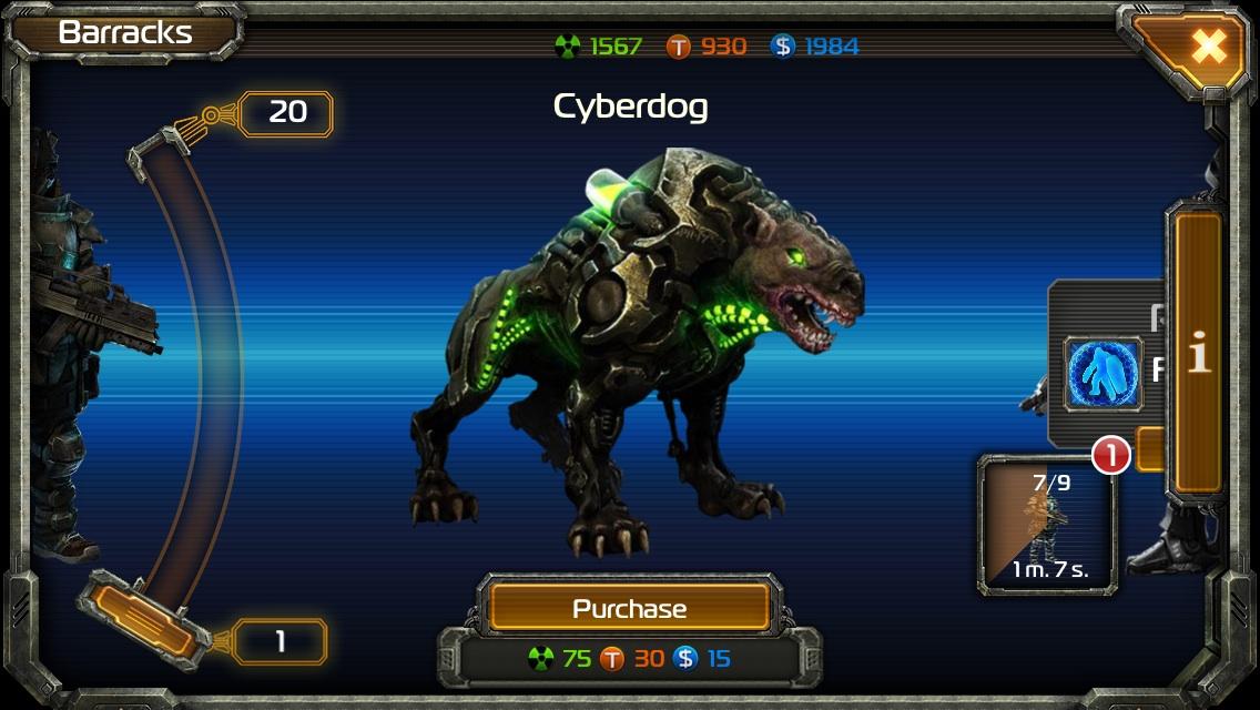 Сильный, быстрый и эффективный воин - кибернетическая собака