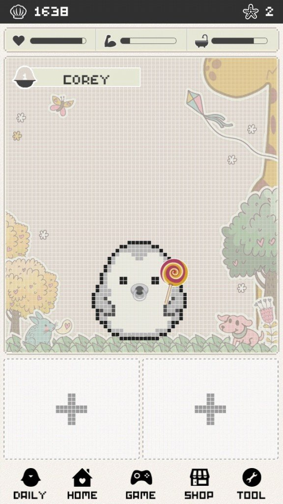 Its A Blast From The Past As You Raise Virtual Pet In I Love CHiCHi