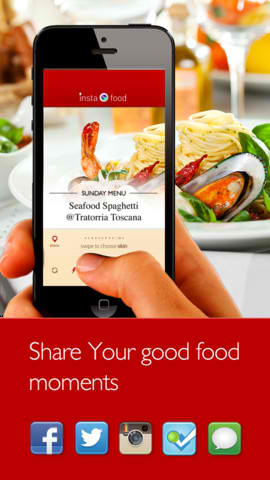 New InstaFood Update Brings Most Requested Feature For Sharing Food Photos