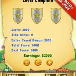 Jewel Thieves- Knight's Armor for iPad 4