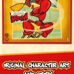 Kung Fu Robot 4