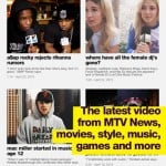 MTV for iPad 3
