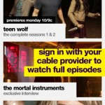 MTV for iPhone 1