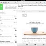 Mailbox for iPad 1