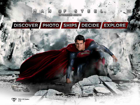 Krypton Or Earth? Cast Your Vote And Unlock The Man Of Steel Experience