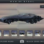 Man of Steel Experience for iPad 5
