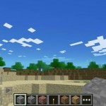 Minecraft Pocket Edition for iPad 4