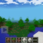 Minecraft Pocket Edition for iPhone 4
