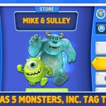 Monsters, Inc. Run for iPhone 2