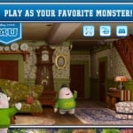 Monsters University for iPad 4