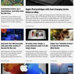 Newsify for iPad 1