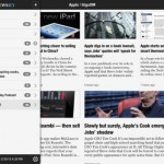 Newsify for iPad 3