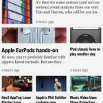 Newsify for iPhone 1