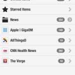 Newsify for iPhone 3