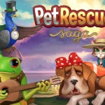 Pet Rescue Saga for iPad 5