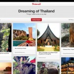 Pinterest for iPad 3