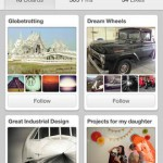 Pinterest for iPhone 1