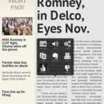 PressReader for iPad 3