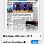 PressReader for iPhone 1