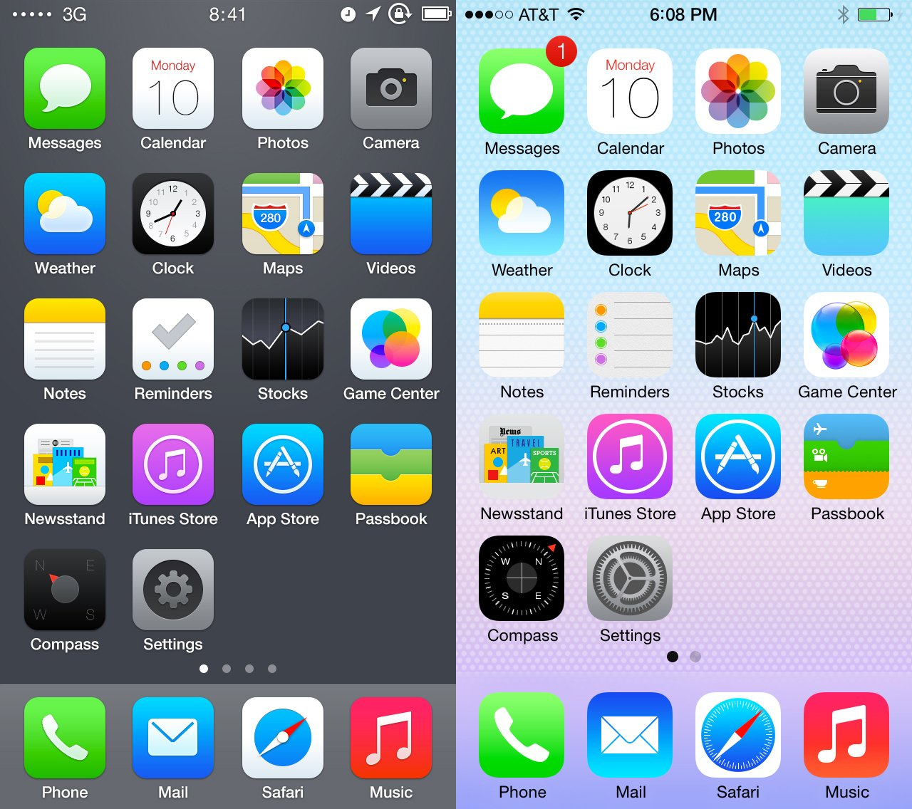 Don 39 T Like The Look Of Ios 7 Consider These Alternative