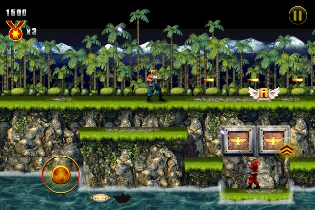 Contra: Evolution Set To Run And Gun On iOS With Official Relaunch Later This Week