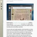 Slow Feeds for iPad 2