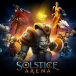 Solstice Arena for iPad 5