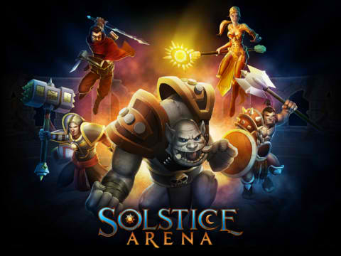 Experience Fast-Paced Multiplayer Online Battle Arena Gaming With Solstice Arena