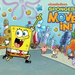 SpongeBob Moves In for iPad 5