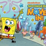 SpongeBob Moves In for iPhone 5