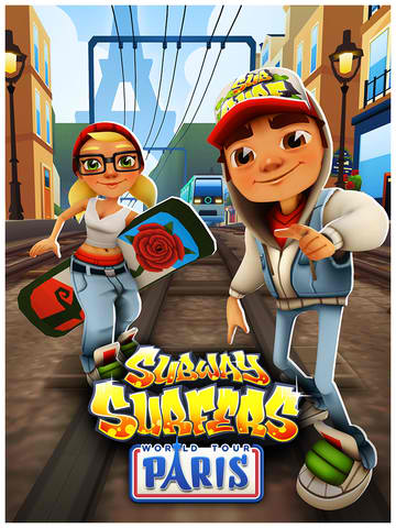 Subway Surfers Says Bonjour To Paris As Its Latest World Tour Stop