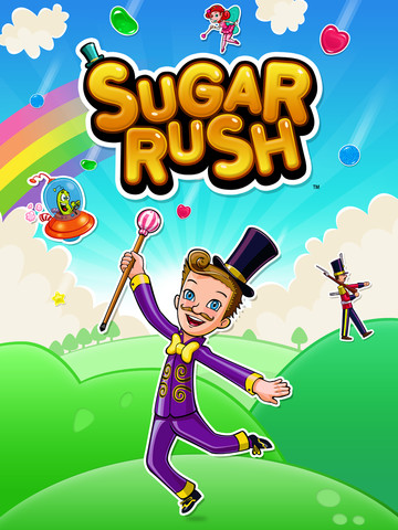 Sugar Rush King Candy