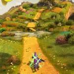 Temple Run- Oz for iPad 4