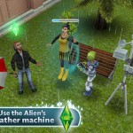 The Sims FreePlay for iPad 1