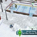 The Sims FreePlay for iPad 2