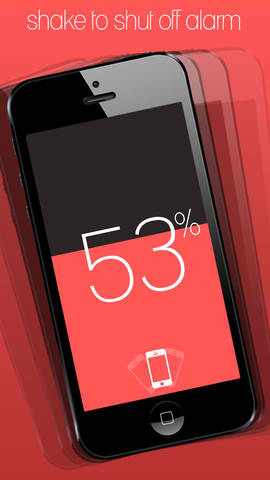 Wake N Shake Alarm Clock 4.0 Features iOS 7-Ready Interface Overhaul