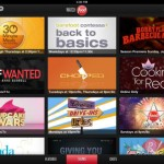 Watch Food Network for iPad 3